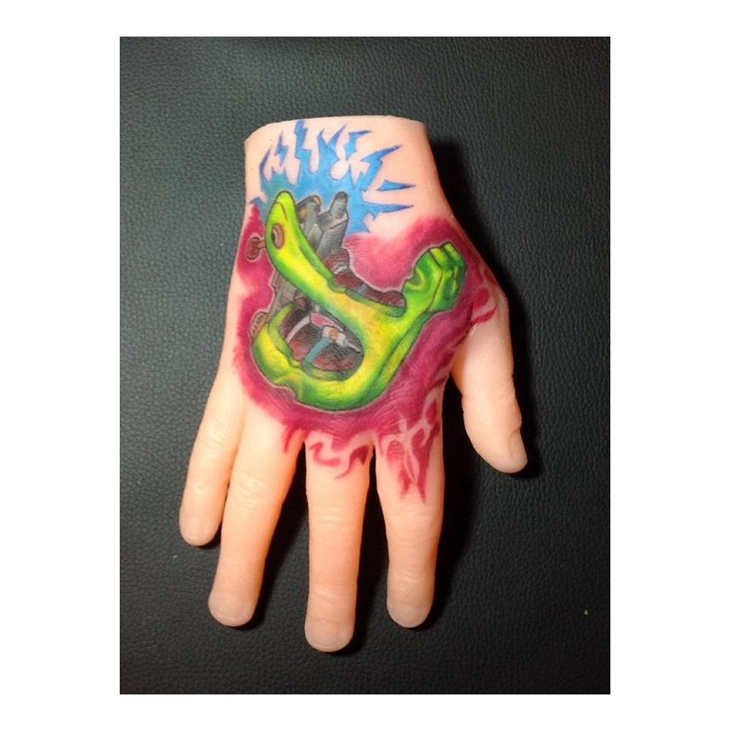 Bloodless  practice silicona hand