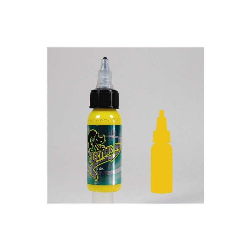 Canary Yellow Electric Ink