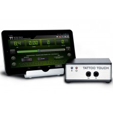 Tattoo Touch Power Box + tablet