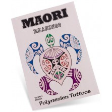 Maori Meanings - Polynesien Tattoos vol 2