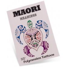 Maori Meanings - Polynesien Tattoos vol 2