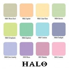 Halo fifth dimension Set 12 colores 1oz