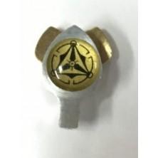 Polea ARTDRIVER Zerog 0 vibraciones 3.2mm