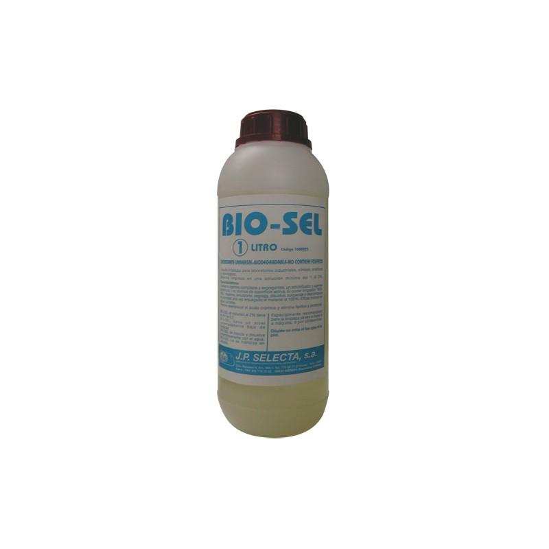 Bio-sel detergente para ultrasonidos