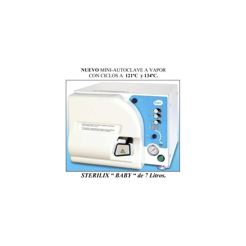 Autoclave Sterilix baby 7 litros