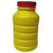 Contenedor de residuos 1 litro