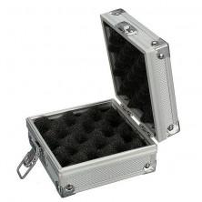 Caja aluminio para máquina