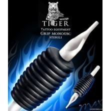 Caja tubos punta redonda 30 mm. Tiger