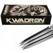 Agujas Kwadron RL 0.35mm. Caja de 50 línea