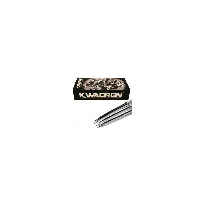 Agujas Kwadron RL 0.30mm. Caja de 50 línea