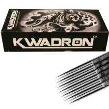 Agujas Kwadron MR 0.30 mm. Caja de 50 magnum redonda