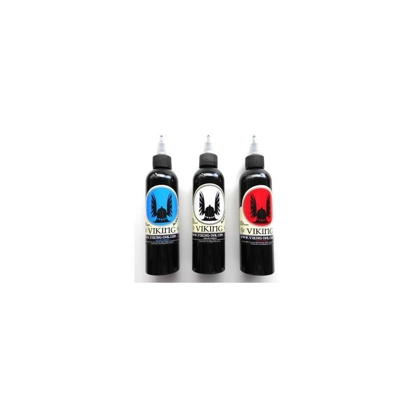 Viking Set de 3 Negros 120 ml