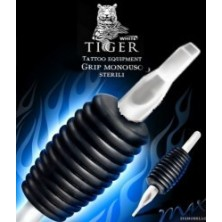 Tubo punta Magnum 38 mm. Tiger