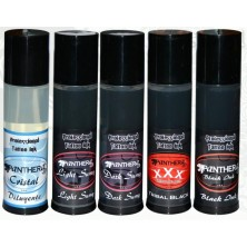 Kit Panthera Black ink 5 botes de 150 ml