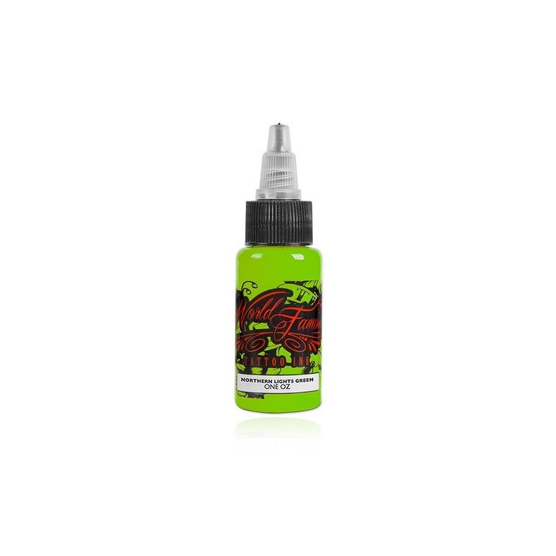 NORTHERN LIGTHS GREEN 30ml 1oz World Famous