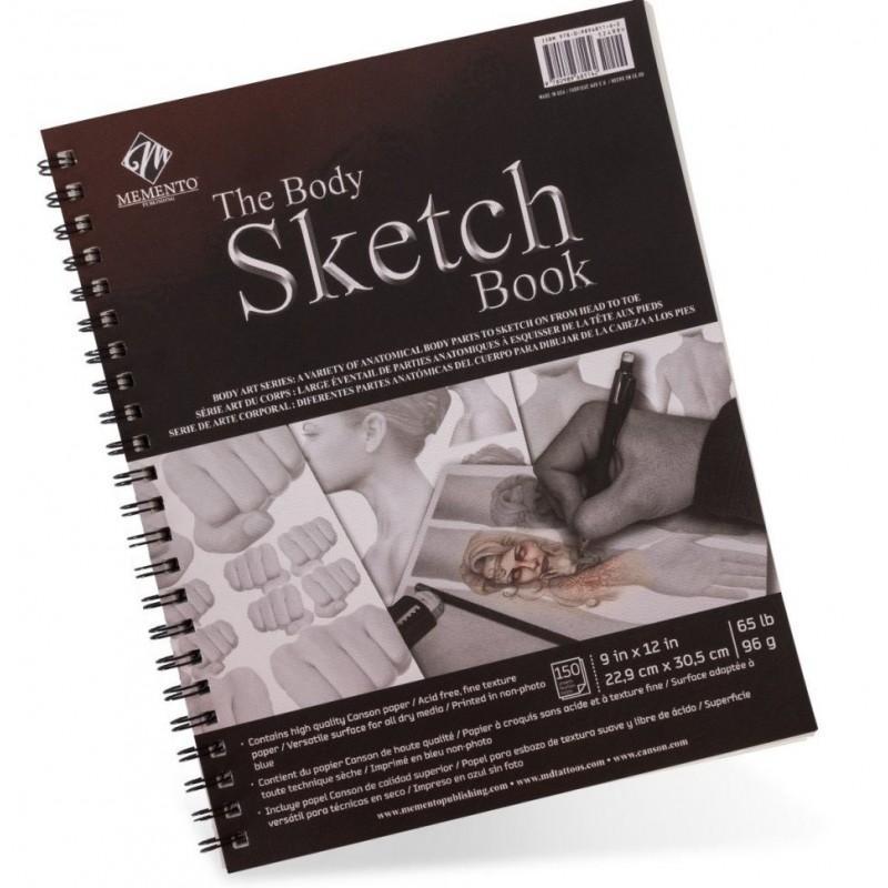 Libro The Body Sketch Book
