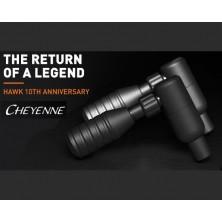 Cheyenne Hawk MAT black con grip