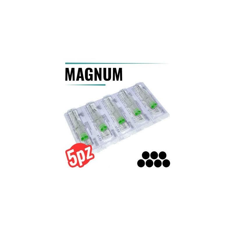 5 cápsulas Neptuno Magnum MG