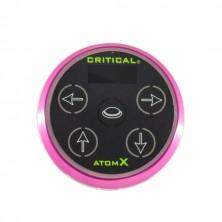 Fuente Critical Atom X rosa pink