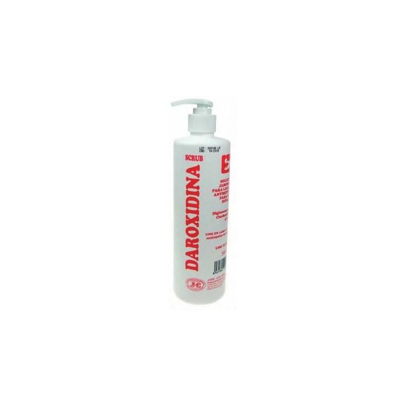 Daroxidina scrub