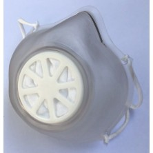 mascarilla PVC para reutilizar