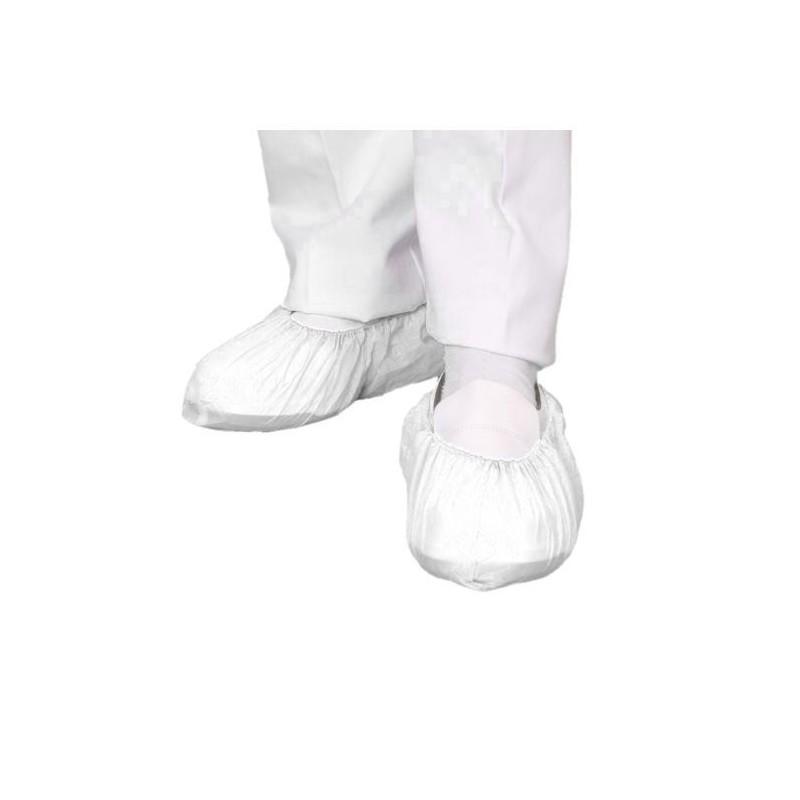 Cubrezapatos TNT blanco 10 u.