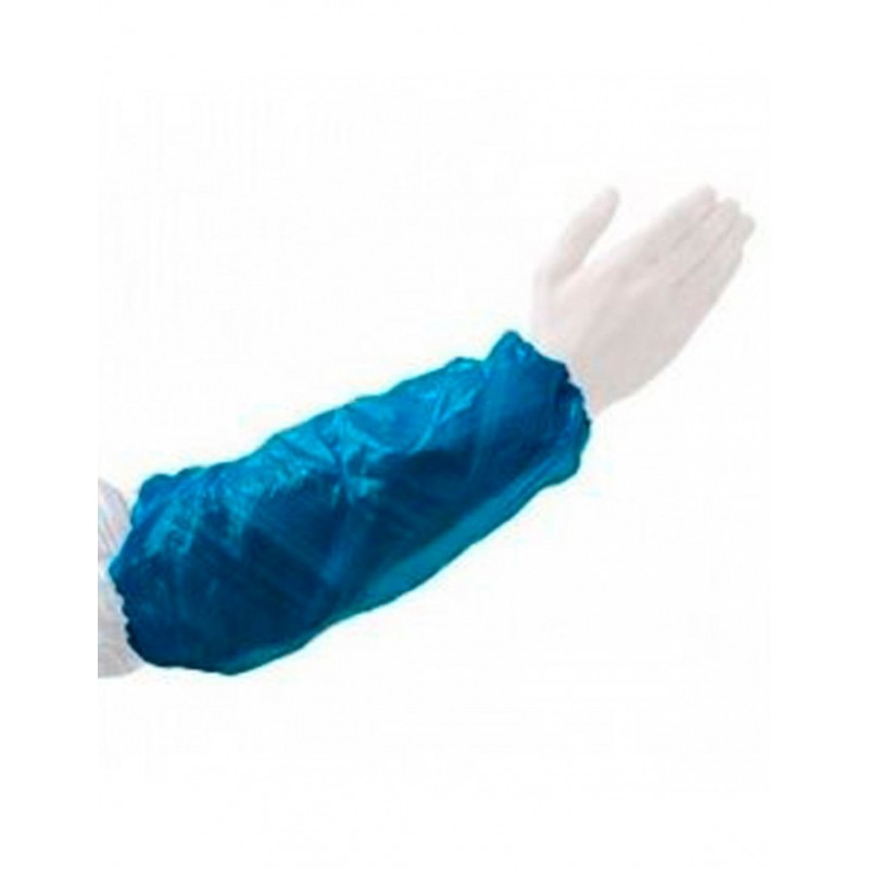 Manguitos plástico Azul 10 unid