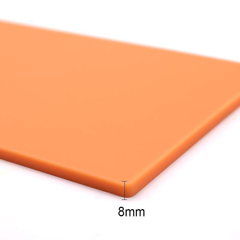 Piel prácticas 8 mm