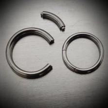 Segment RING titanio