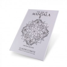 Libro The Rise of Mandala V2 by Claudio Comite - Limited Edition