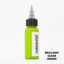 BRILLIANT CLEAR GREEN