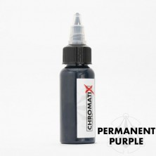 PERMANENT PURPLE