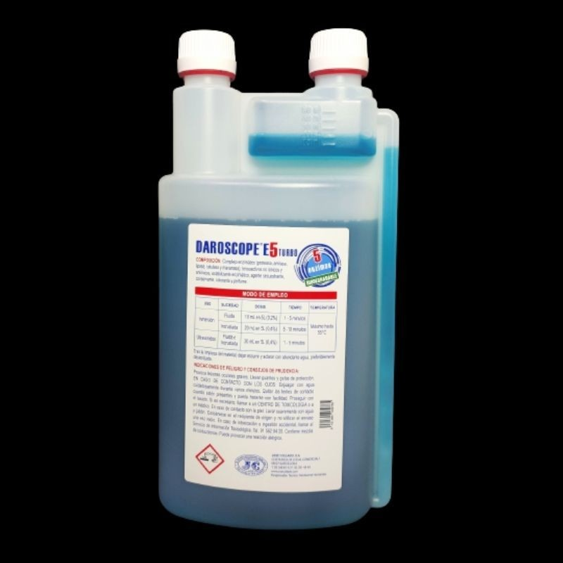 Daroscope detergente material potente