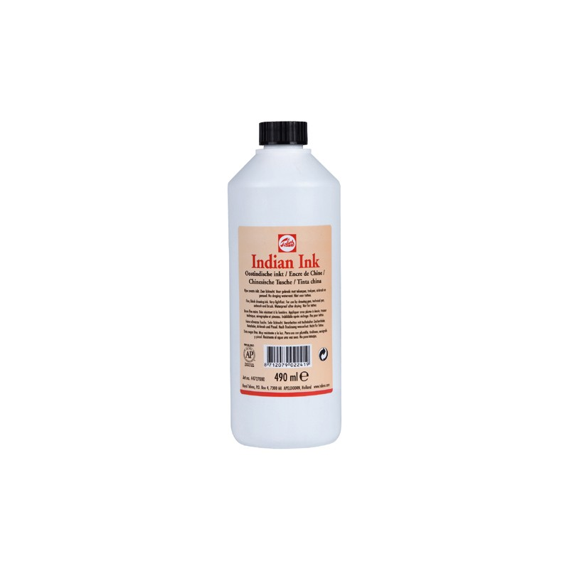 Indian ink 490 ml Talens
