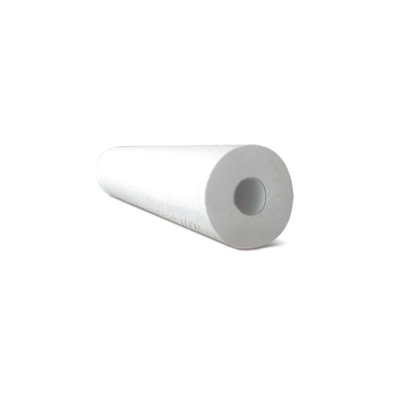 Rollo papel camilla Liso 60 cm x 60 m